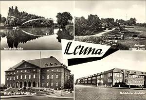 Ansichtskarte / Postkarte Leuna an der Saale,