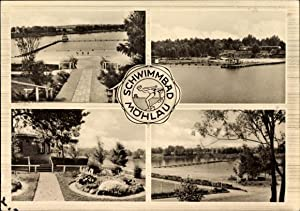 Ansichtskarte / Postkarte Möhlau Gräfenhainichen im Kreis