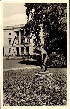 Ansichtskarte / Postkarte Markkleeberg in Sachsen, Landwirtschafts-
