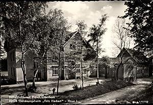 Ansichtskarte / Postkarte Elend Oberharz am Brocken,