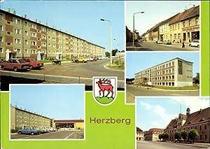 Ansichtskarte / Postkarte Herzberg Elster Brandenburg, Wilhelm