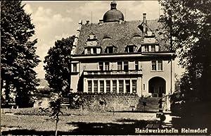 Ansichtskarte / Postkarte Helmsdorf im Landkreis Eichsfeld,