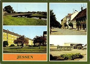 Ansichtskarte / Postkarte Jessen an der Schwarzen