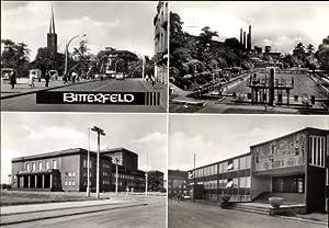 Ansichtskarte / Postkarte Bitterfeld in Sachsen Anhalt,