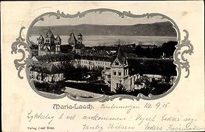 Passepartout Ansichtskarte / Postkarte Mendig im Landkreis