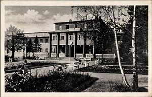 Ansichtskarte / Postkarte Bad Düben an der