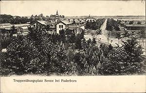 Ansichtskarte / Postkarte Paderborn in Nordrhein Westfalen,