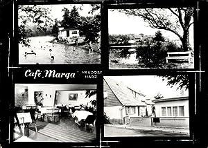 Ansichtskarte / Postkarte Neudorf Harzgerode am Harz,