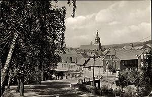 Ansichtskarte / Postkarte Langewiesen in Thüringen, Blick