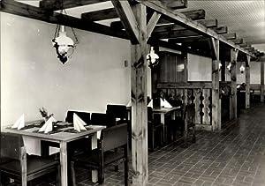 Ansichtskarte / Postkarte Suhl in Thüringen, Gaststättenkomplex