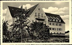 Ansichtskarte / Postkarte Scherfede Warburg Kreis Höxter,