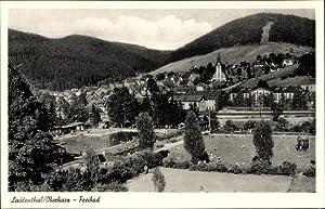 Ansichtskarte / Postkarte Bergstadt Lautenthal Langelsheim am