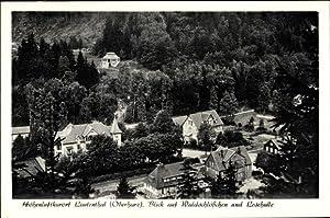 Ansichtskarte / Postkarte Lautenthal Langelsheim am Harz,