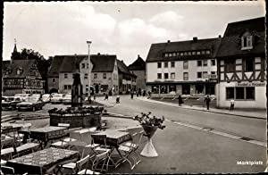 Ansichtskarte / Postkarte Heilsbronn im Kreis Ansbach