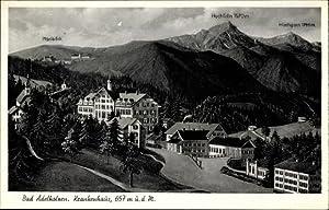 Ansichtskarte / Postkarte Bad Adelholzen Siegsdorf im