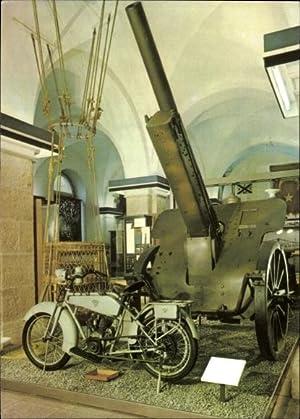 Ansichtskarte / Postkarte Dresden in Sachsen, Armeemuseum