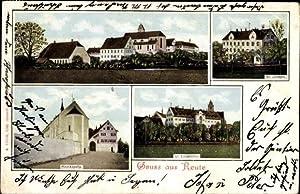 Ansichtskarte / Postkarte Reute Bad Waldsee Landkreis