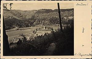 Ansichtskarte / Postkarte Beuron Württemberg, Blick zum