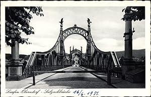 Ansichtskarte / Postkarte Sulzbach Laufen und Oberndorf