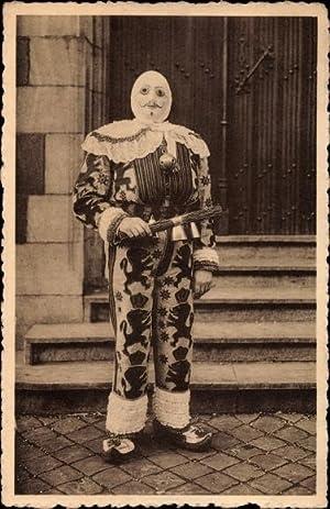 Ansichtskarte / Postkarte Binche Wallonien Hennegau, Carnaval,