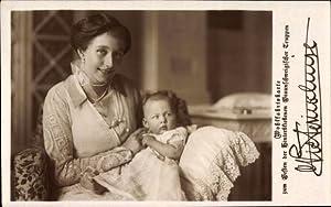 Ansichtskarte / Postkarte Prinzessin Victoria Luise von