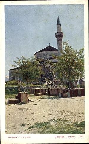 Ansichtskarte / Postkarte Ioannina Griechenland, Mosquée, Moschee,