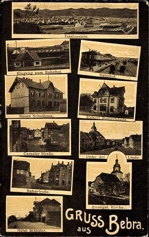 Ansichtskarte / Postkarte Bebra an der Fulda
