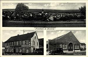 Ansichtskarte / Postkarte Finthen Mainz in Rheinland