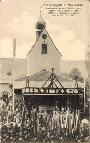 Ansichtskarte / Postkarte Birkenstein Fischbachau in Oberbayern,