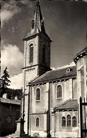 Ansichtskarte / Postkarte Malzieu sur Truyere Lozère,