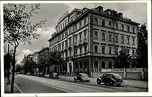 Ansichtskarte / Postkarte Augsburg in Schwaben, Hotel