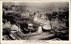 Ansichtskarte / Postkarte London City, Franco British