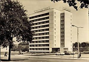 Ansichtskarte / Postkarte Erfurt in Thüringen, Hotel
