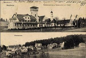 Ansichtskarte / Postkarte Westheim Neusäß in Bayern,