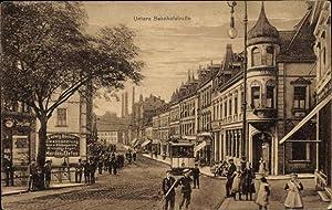 Ansichtskarte / Postkarte Neunkirchen im Saarland, Untere