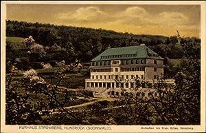 Ansichtskarte / Postkarte Stromberg im Hunsrück, Blick