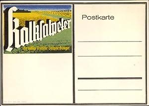 Ansichtskarte / Postkarte Kalksalpeter, der billige deutsche