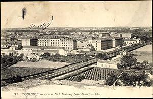 Ansichtskarte / Postkarte Toulouse Haute Garonne, Caserne