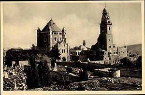 Ansichtskarte / Postkarte Jerusalem Israel, Heiligtum Maria
