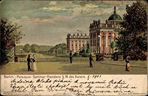 Litho Potsdam in Brandenburg, Sommerresidenz S. M.