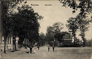 Ansichtskarte / Postkarte Runowo Ruhnow Kr. Regenwalde