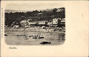 Ansichtskarte / Postkarte Shanklin Isle of Wight
