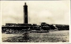 Ansichtskarte / Postkarte Alexandria Ägypten, The Lighthouse,