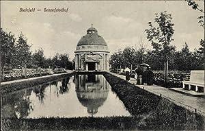 Ansichtskarte / Postkarte Senne Bielefeld in Nordrhein