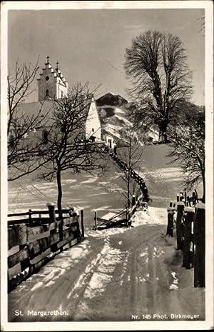 Ansichtskarte / Postkarte Sankt Margarethen Brannenburg Inn,