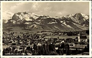 Ansichtskarte / Postkarte Lechbruck am See im