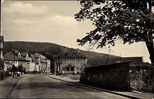 Ansichtskarte / Postkarte Stadtlengsfeld im Wartburgkreis, Partie