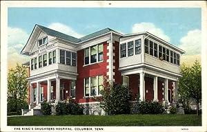 Ansichtskarte / Postkarte Columbia Tennessee USA, The