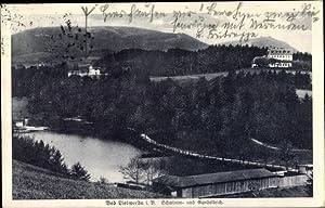 Ansichtskarte / Postkarte Libverda Bad Liebwerda Reg.
