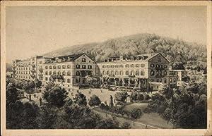 Ansichtskarte / Postkarte Heidelberg am Neckar, Hotel